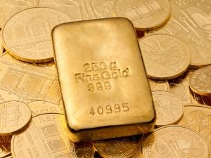 Gold Down Despite Weakness Us Dollar