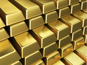 Gold Down On Us Market Rally