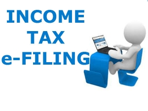 Cbdt Releases Form 2 Income Tax Return E Filing Fy 2017