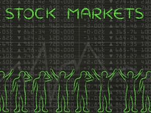 Sensex Surges 350 Points On Solid Global Cues