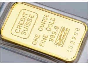 Gold Falls Sharply Rs 250 On Mcx