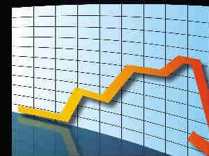 Sensex Ends Red It Metal Down