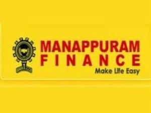 Muthoot Manappuram Finance Sharres Dip Gold Loan