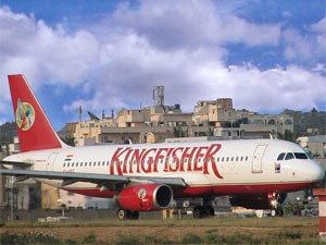 Kingfisher Airlines Q2 Losses Soar Stock Drops