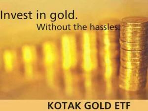 All About Kotak Gold Etf