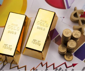 International Gold Higher On Euro Zone Concerns