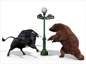 Markets End Lower On Weak Global Cues