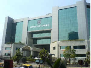 Markets End Higher Sbi Drops Post Results