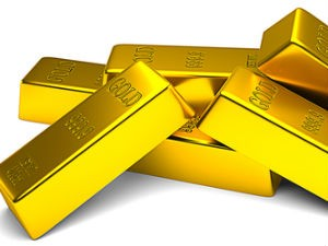 Gold Futures Tad Higher Investment