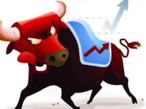 Sensex Closes At New Record On Gaining Rupee Falling Cad