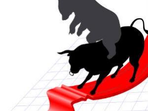 Markets Trade Flat Idfc Falls Post Results