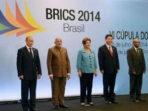 Brics Bank Get Going 2 Years India Head 6 Years