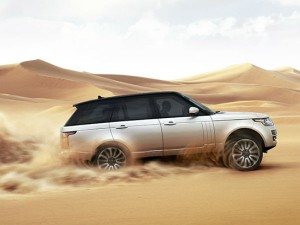 Tatas Launch Land Rover Factory China