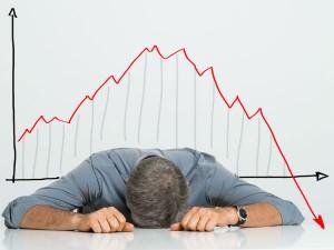 Sensex Slumps On Poor Global Cues P Notes Worry