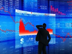 Sensex Trades Lower Ahead Rbi Monetary Policy