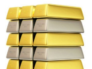 Gold Futures Flat Despite Firm Global Trend