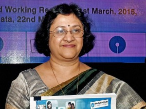 Sbi S Arundhati Among Fortune S 50 Greatest Leaders The World