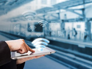 Now 5 500 Railway Stations Have Free Wifi
