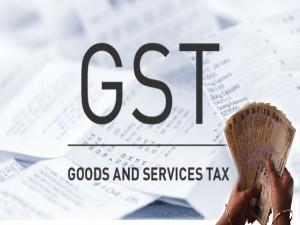 Gst Exporter Refunds Deposit Account Notified With Customs