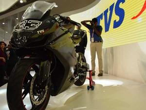Tvs Motors Net Profit Q3 Up 16 Rs 154 Cr