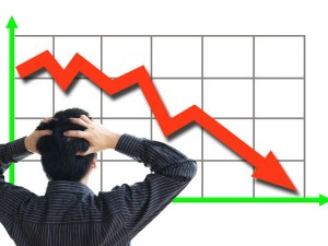 Dow Jones Falls 666 Points Worst Day 2 Years