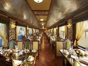Luxury Railway Saloons Now Open Public Travel