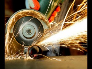 Industrial Production Slows Down March