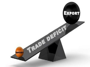 India S Trade Deficit Widens 14 73 Billion January