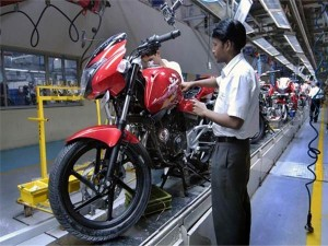 Bajaj Auto Stocks Surge On Reporting Highest Ever Monthly Sa