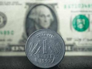 Rupee Touches Near One Month High As Markets Gain
