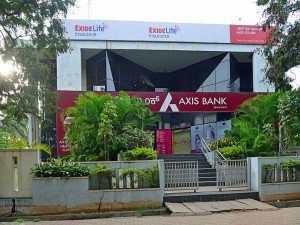 Axis Bank Scales New 52 Week High