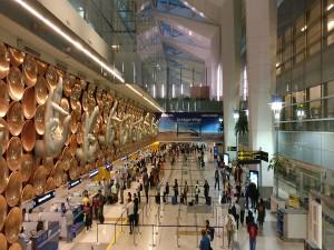 New Delhi S Indira Gandhi International Airport Now World S
