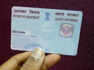 Cbdt To Allot Pan To Those Who File Taxes Using Aadhaar