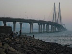 Reliance Infra Surges On Winning Mumbai Sea Link Construction
