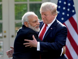 Us President Trump S First Official Visit To India On 24 25 February
