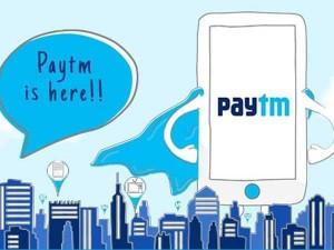 Paytm Flight Booking Offer Get Cashback Upto Rs