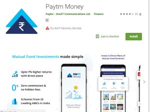 Now Paytm Money To Also Act As Pop For Nps