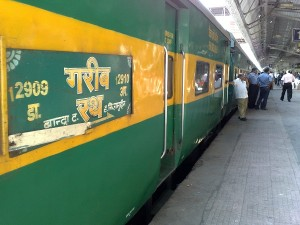 No Proposal To Discontinue Garib Rath Train Services Railway