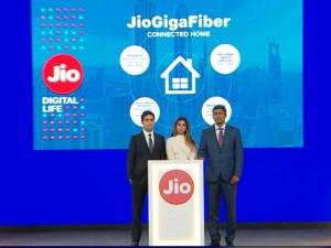 Jio Gigafiber Broadband Available From September 5 For Rs
