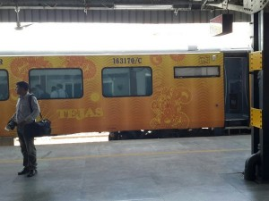 Private Run Tejas Express Train To Offer You Partial Refund
