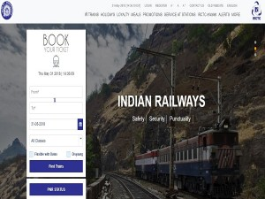 You Can Now Check Detailed Train Reservation Chart Online