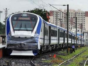 Vande Bharat Express From New Delhi To Katra To Be Flagged O