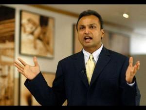 Anil Ambani Group Company Shares Down Rcom Trades Higher By