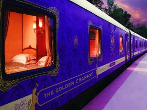 Irctc Shares Surge On Signing Mou With Kstdc To Restart Golden Chariot