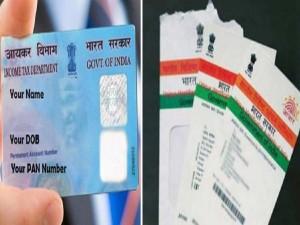 Pan Aadhaar Linking Deadline Extended By 3 Months