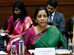 Income Tax Act Anti Money Laundering Law To Be Decriminalised Fm Sitharaman