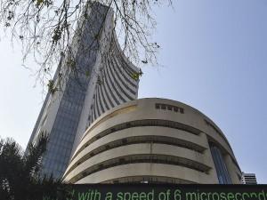 Sensex Closes At A New Record High Yes Bank Shares Slump