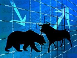 Markets End Higher Yes Bank Slides Further