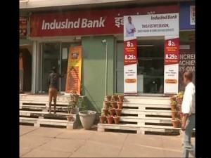 Indusind Bank Snaps Eight Day Losing Run Top Index Gainer
