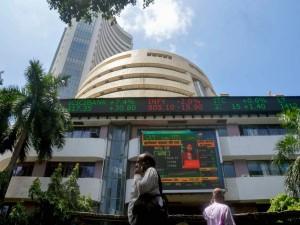 Sensex Plunges 300 Points